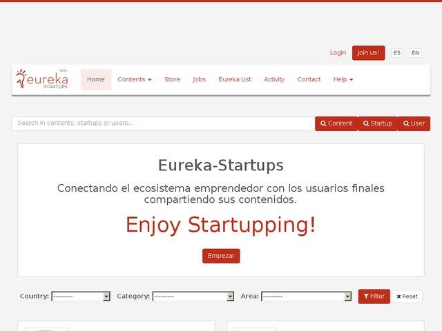 Eureka-Startups