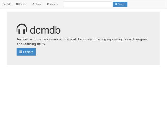 DCMDB Public DICOM Database