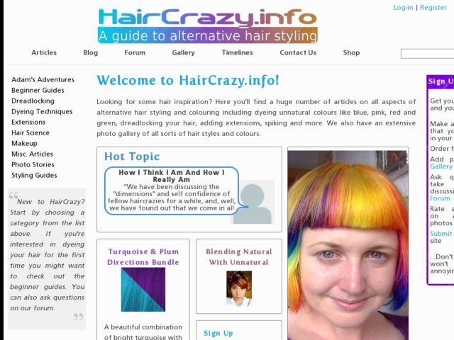 HairCrazy.info