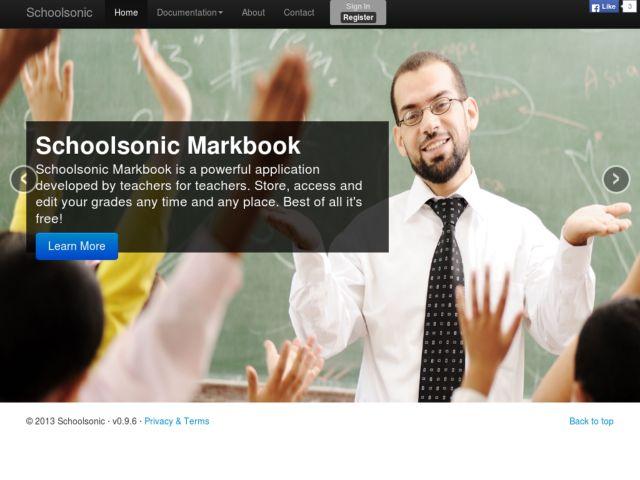 Schoolsonic