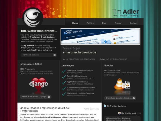 tim-adler.com