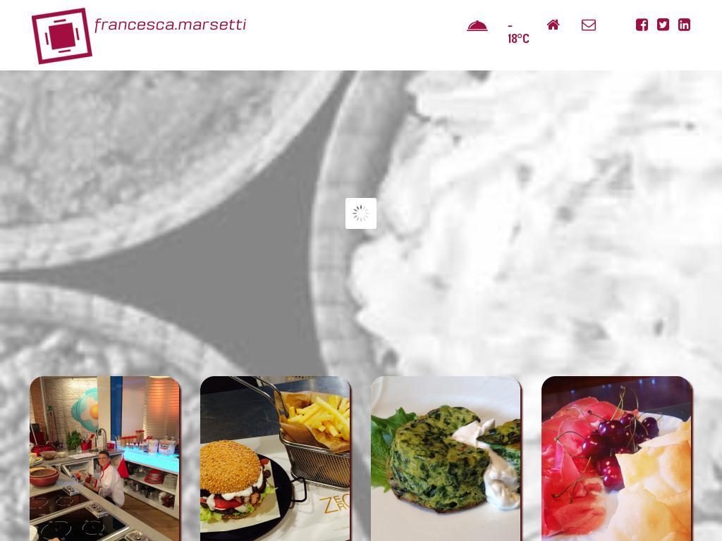 screenshot of Franci Chef
