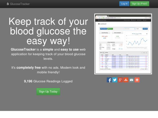 GlucoseTracker.net