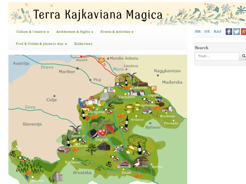 screenshot of Kajkaviana Magica