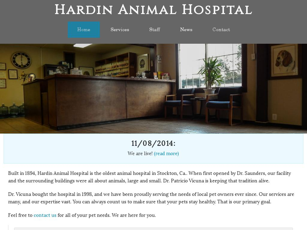 Hardin Animal Hospital