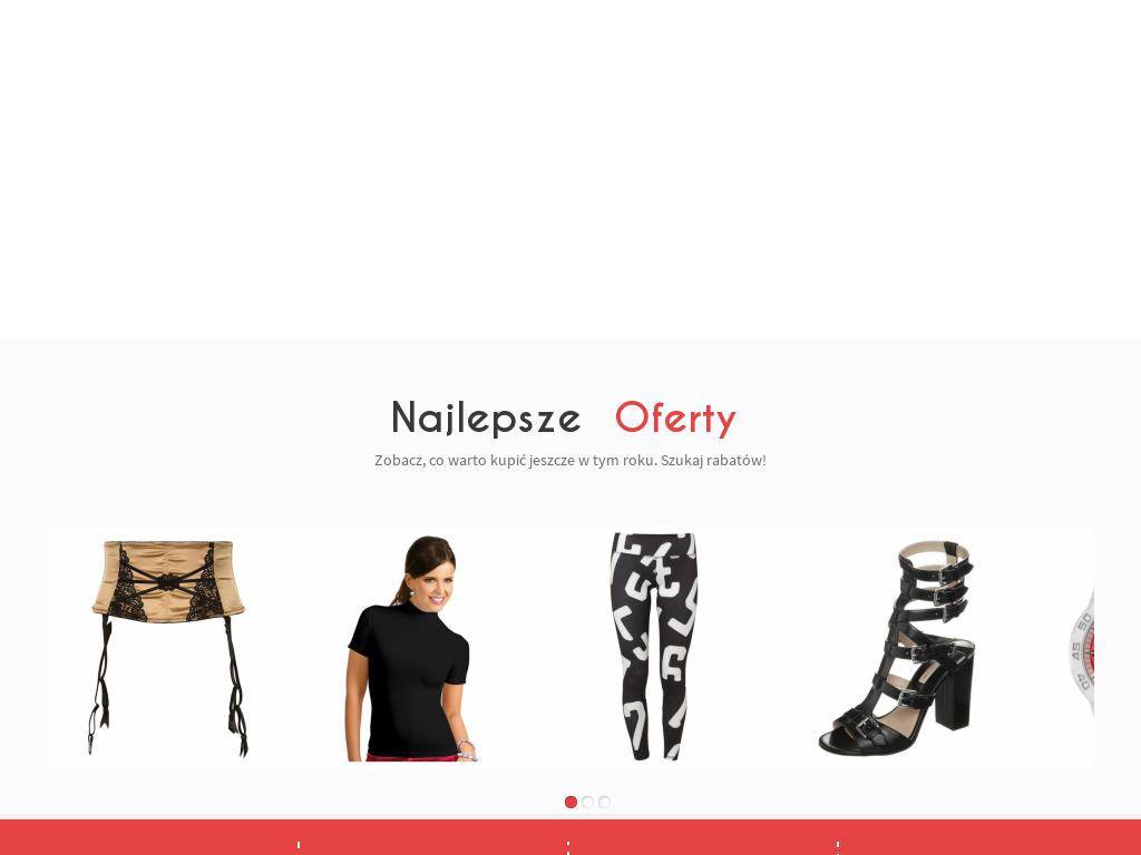 screenshot of Fashion