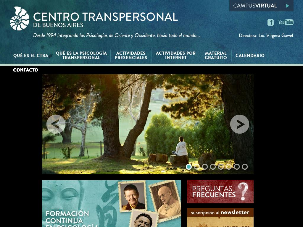 Transpersonal Psychology Center of Buenos Aires