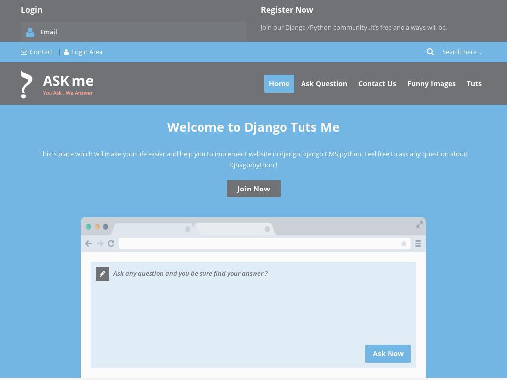 Django Q&A | Tutorials