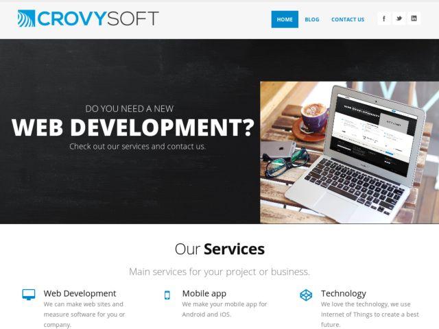 CrovySoft