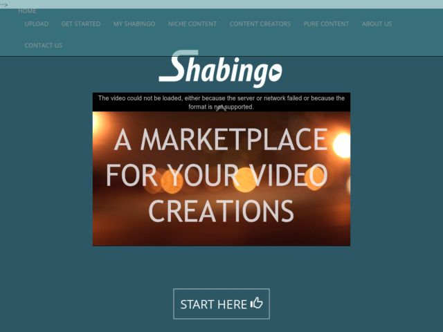 screenshot of Shabingo