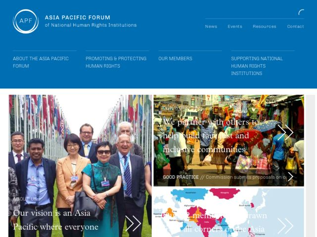 APF - Asia Pacific Forum