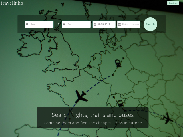 screenshot of Travelinho