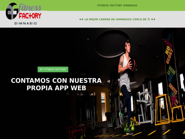 Fitness Factory Gimnasio