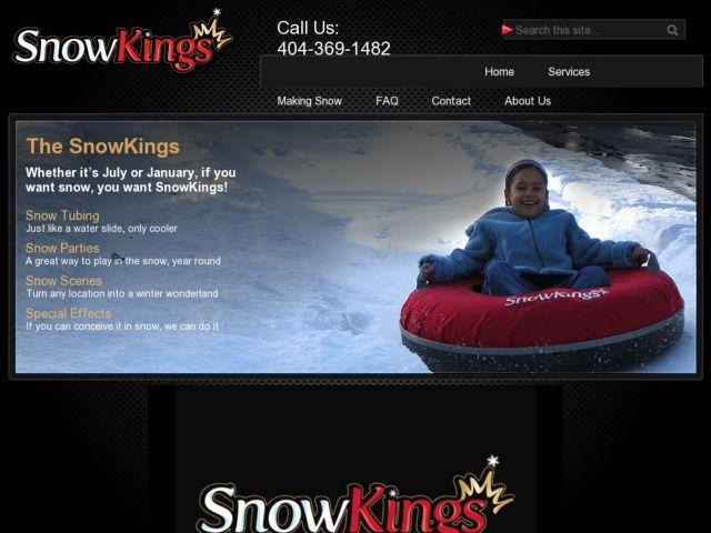screenshot of Atlanta Ice Company