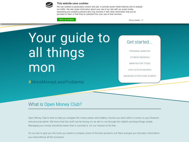 Open Money Club