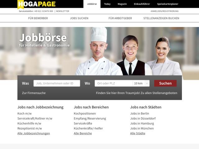 HOGAPAGE Jobs