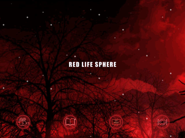 Red Life Sphere