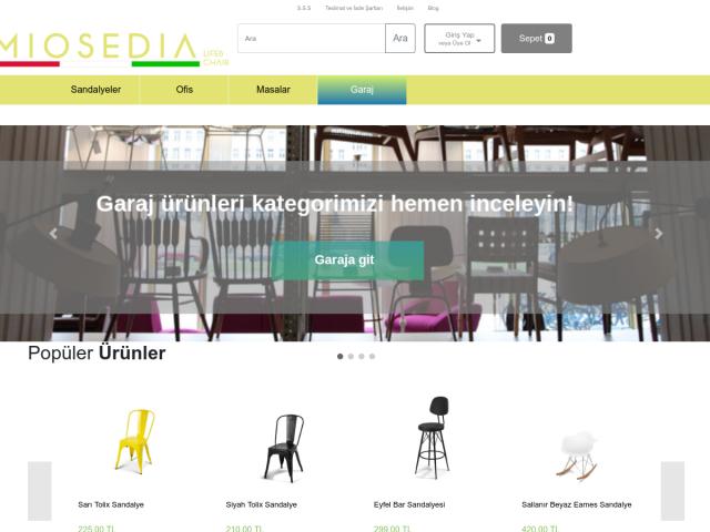 Mio Sedia - Chair Store