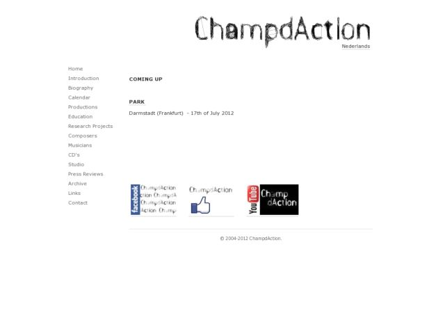 champdaction.be