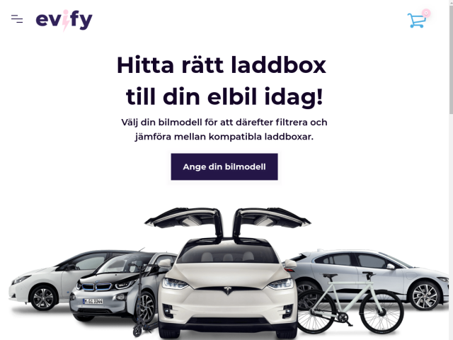 E-commerce - Evify