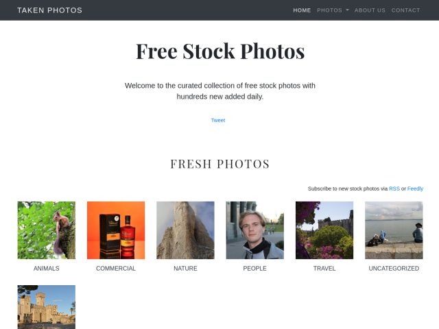 Taken Photos: Free Stock Photos