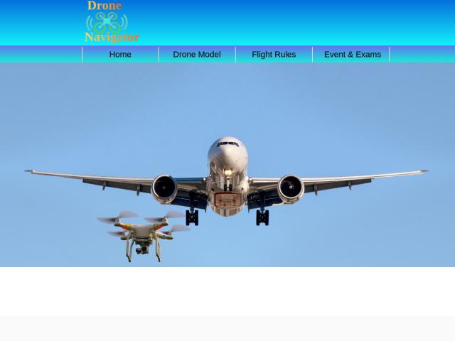 Drone-Navigator