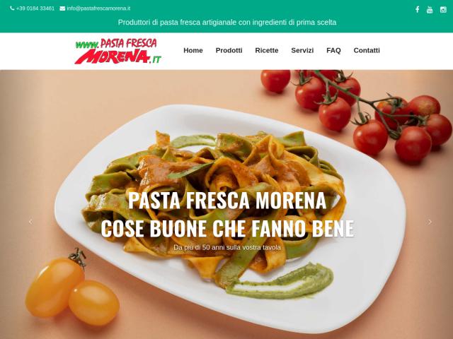 Pasta Fresca Morena