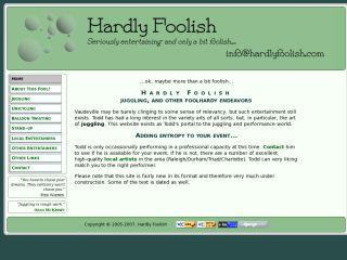Hardly Foolish