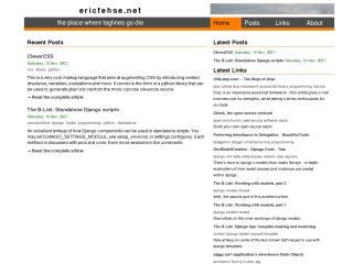 ericfehse.net