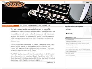 The Gretsch Pages