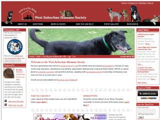 West Suburban Humane Society