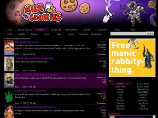 MilkandCookies.com