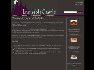 Invisible Castle