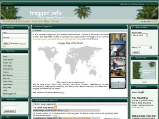 trogger.info travel community