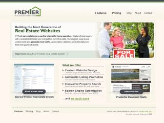 Premier Real Estate Websites