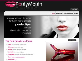 PoutyMouth Beauty Products
