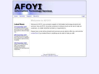 AFOYI