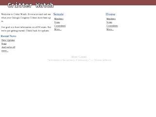 Critter Watch