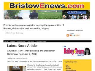 BristowEnews.com
