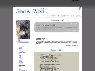 Snow-Wolf.net