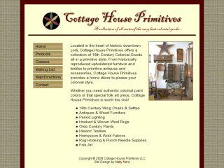 Cottage House Primitives