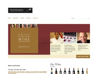 Vendemmia International Wines