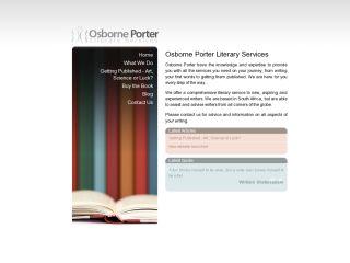 Osborne Porter