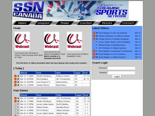 Streaming Sports Network