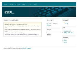 24z.pl - Tani Internet - Usługi IT