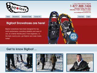 Bigfoot Snowshoes