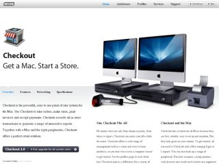 Checkout Point of Sale for Mac