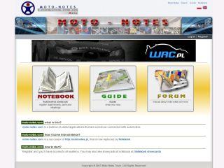 moto-notes.com
