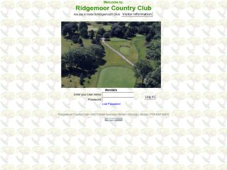 Ridgemoor Country Club