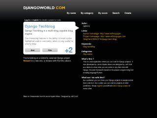 Djangoworld.com